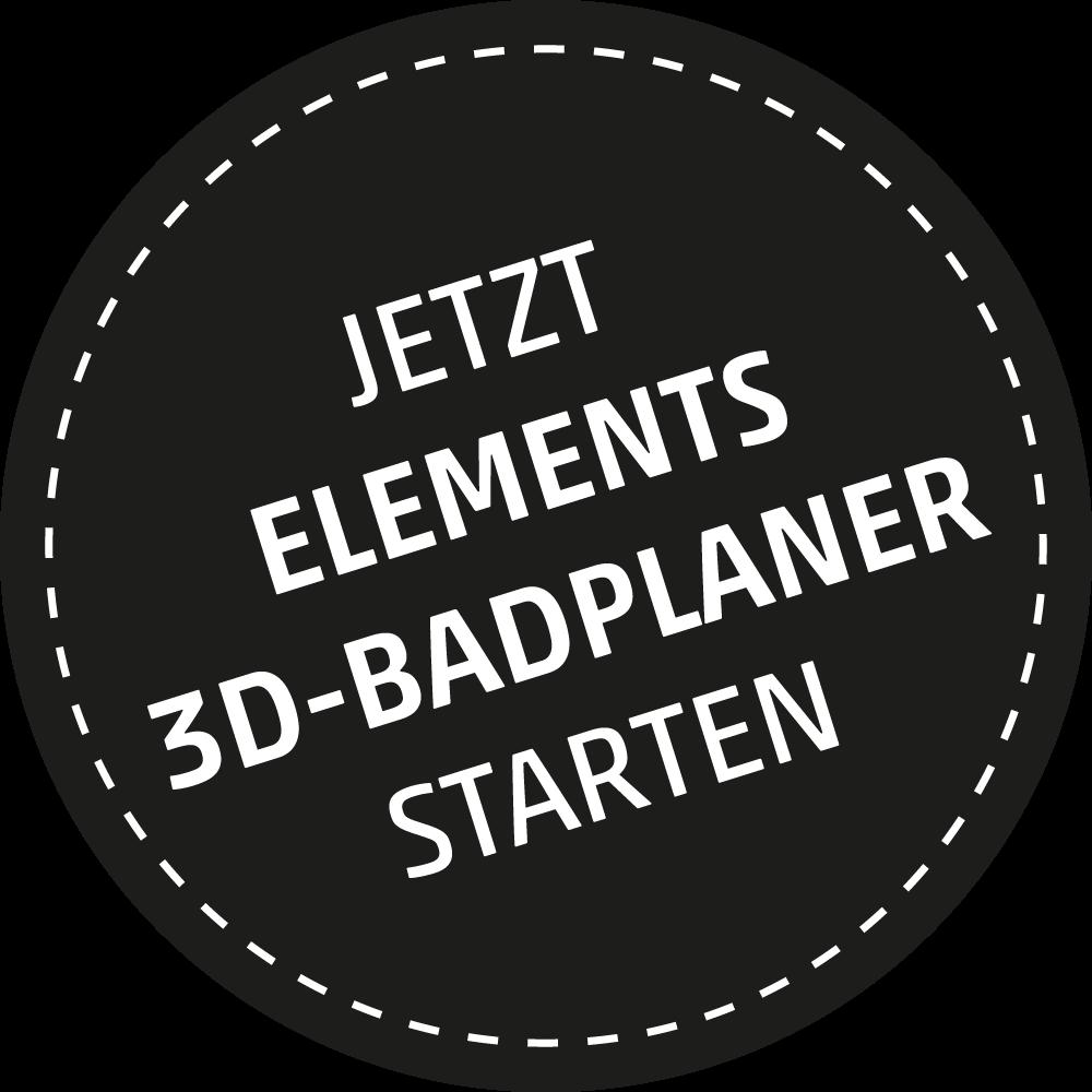 Jetzt Elements 3D-Badplaner starten
